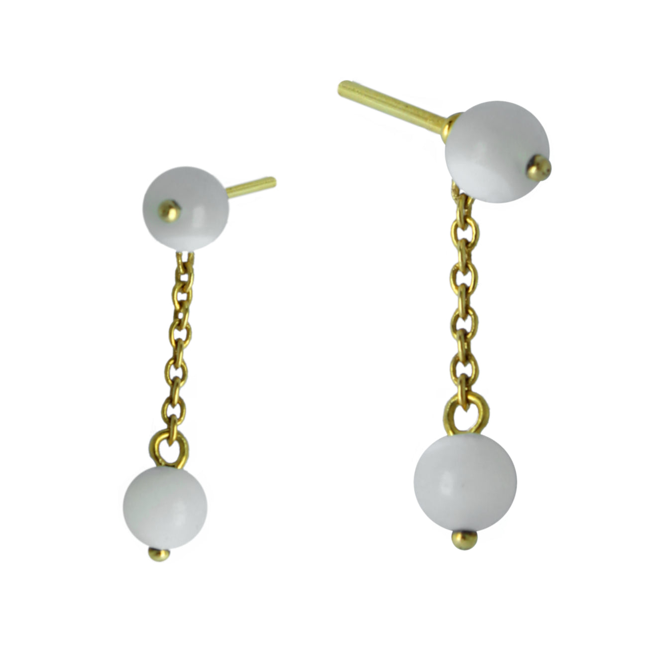 Dangling Beads Earrings (Includes Options)
