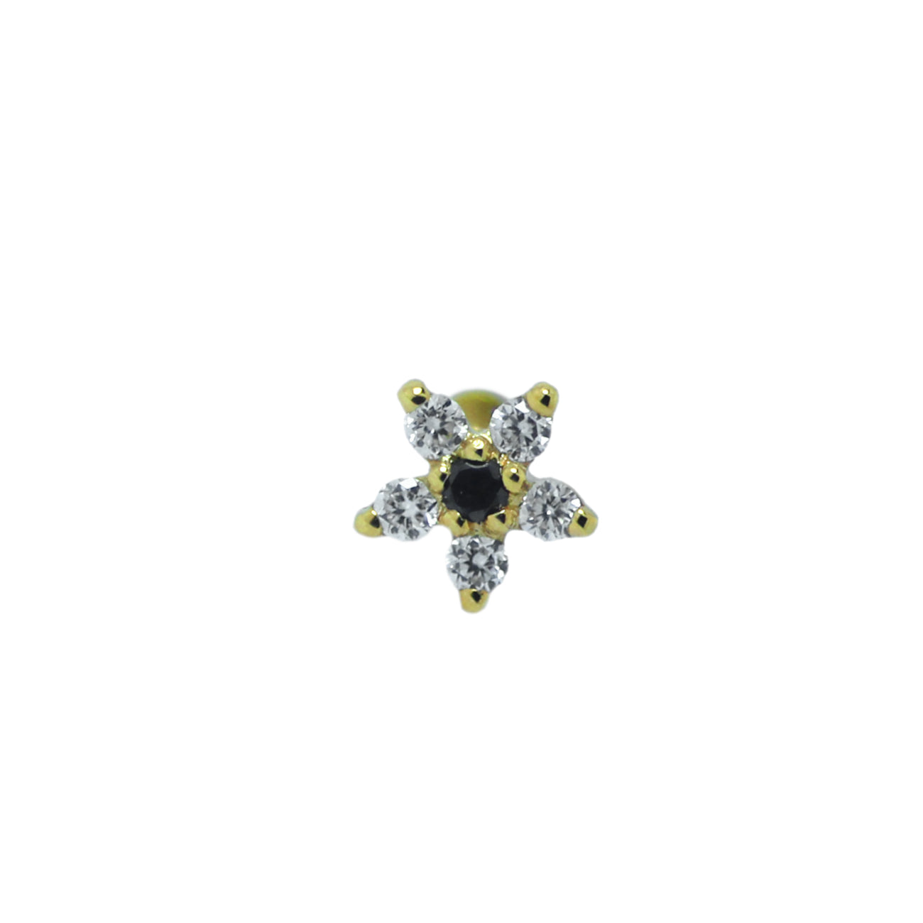 Flower Nose Pin