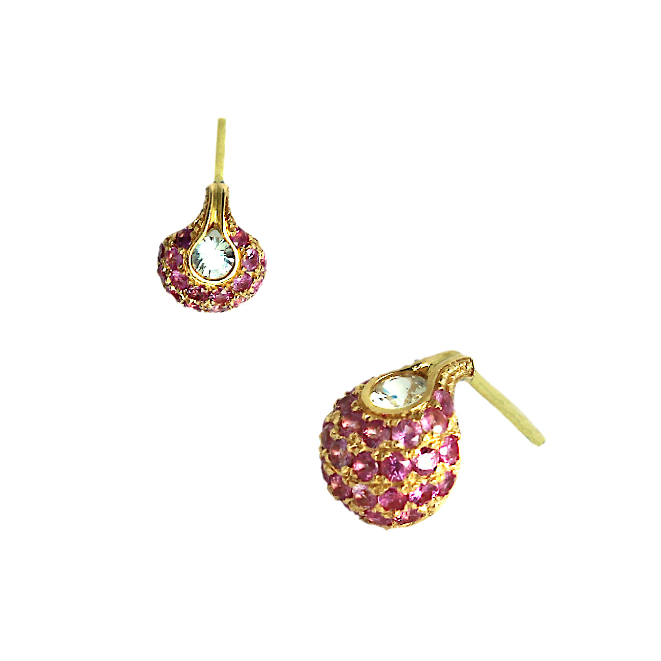 Pink Joy Earrings