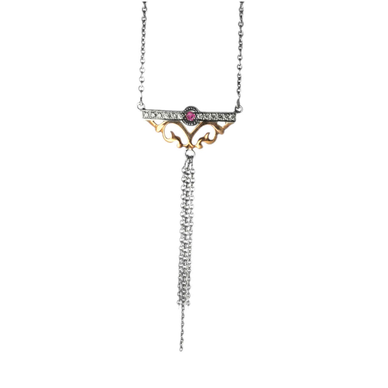 Manchouri Necklace