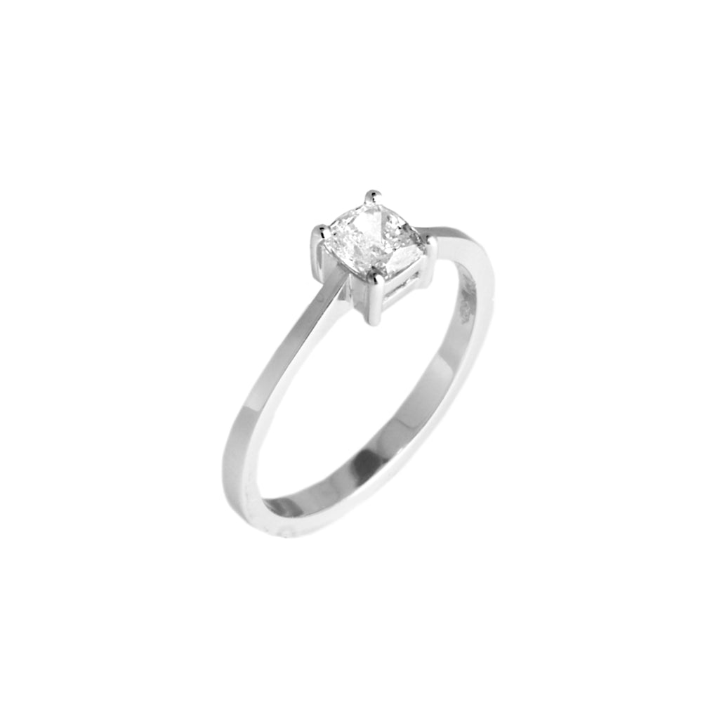 The Cushion Solitaire