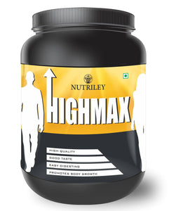CRD Ayurveda Highmax - Body Height Growth Supplement (500 Gms)