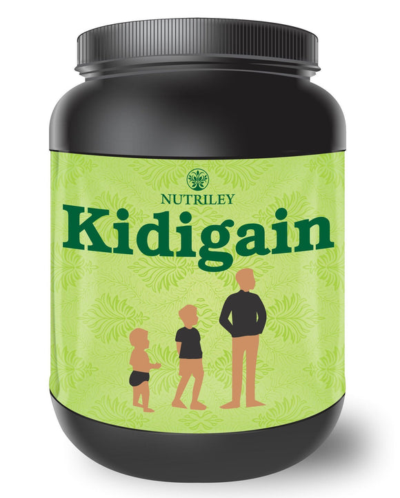 Nutriley Kidigain - Nutritional Supplement for Kids (500 Gms)