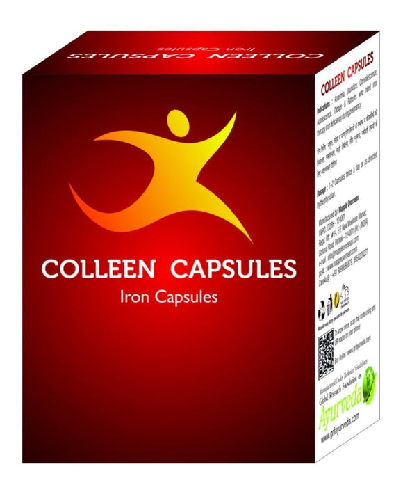 Health Care - Coleen For Iron Deficiency