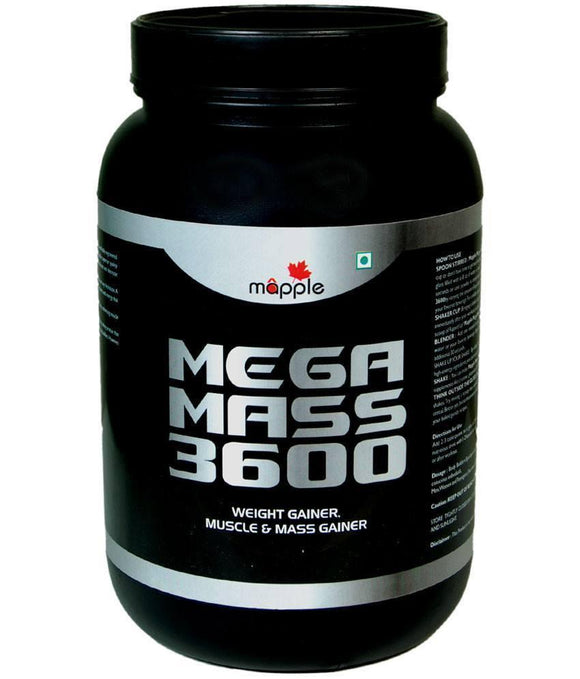 Health Care - Grf Mega Mass 3600 Whey Protein Supplement - 1 Kg