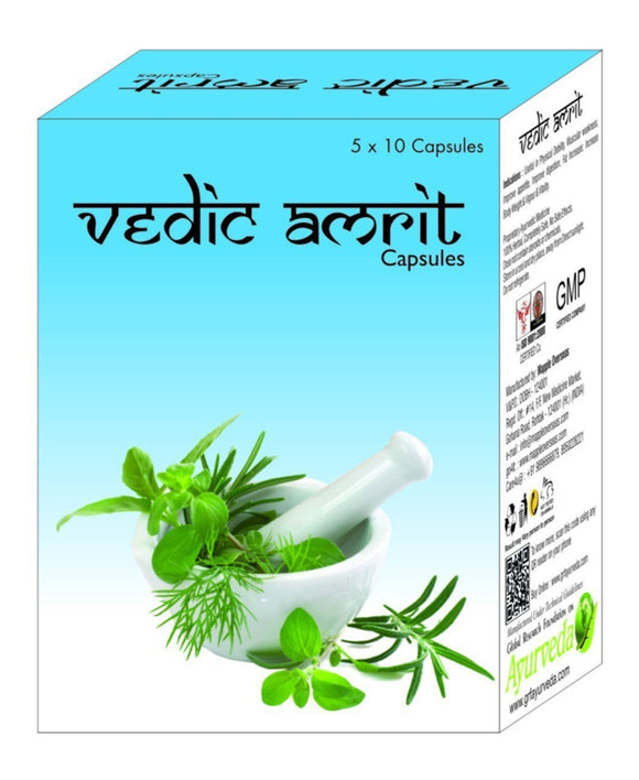 Health Care - Vedic Amrit For Immunity And Body Growth