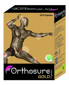 Joint Care - Orthosure Gold Joint Pain Relief Capsules