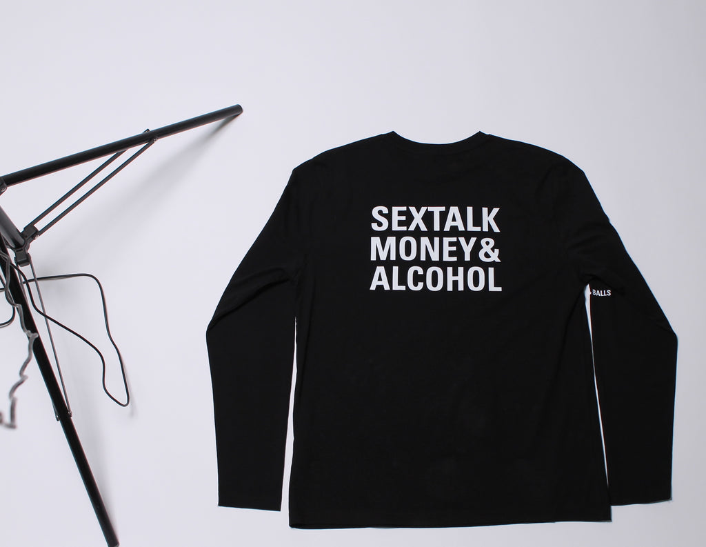 Sextalk Money and Alcohol #1limited