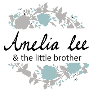 Amelia Lee & the little brother