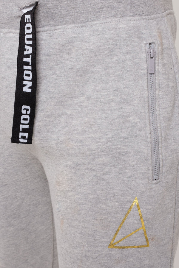 Golden Equation Palace Men's Tracksuit -  Grey from Golden Equation