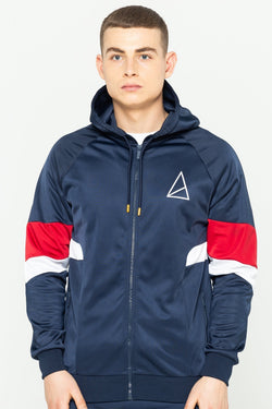 Golden Equation Albany Funnel Neck Men's Jacket - Navy from Golden Equation