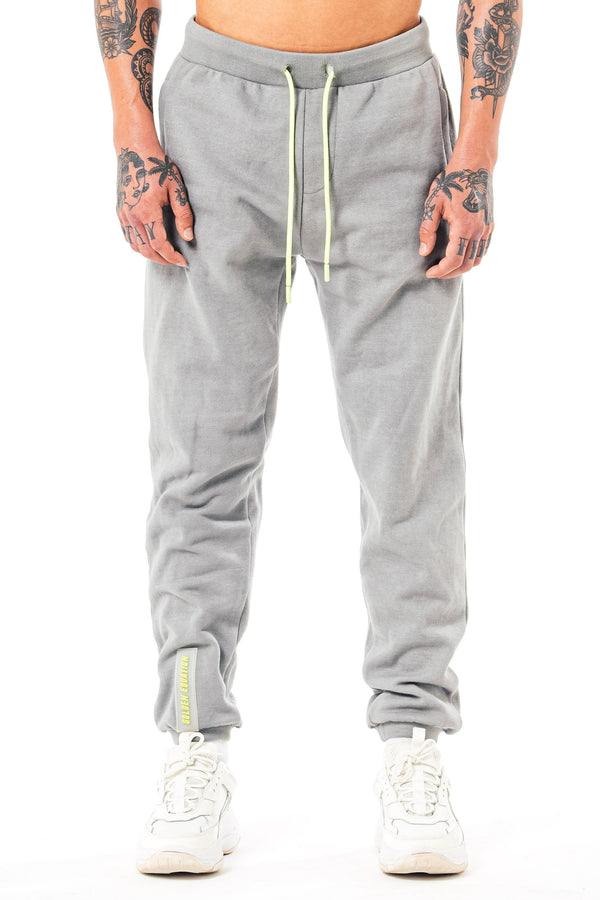 Golden Equation Botad Slim Fit Men's Jogger - Grey from Golden Equation