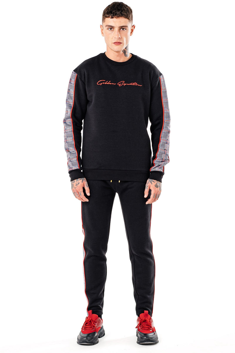 Golden Equation Calama Men's Sweatshirt - Black from Golden Equation