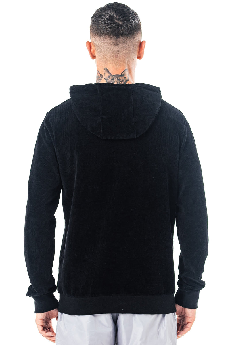 Golden Equation Fallen Hooded Men's Sweatshirt - Black from Golden Equation