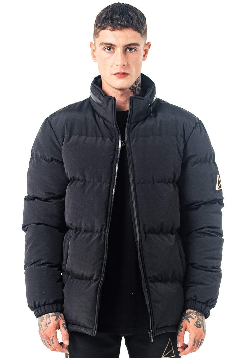 Golden Equation Grade Signature Men's Puffer Jacket - Black from Golden Equation
