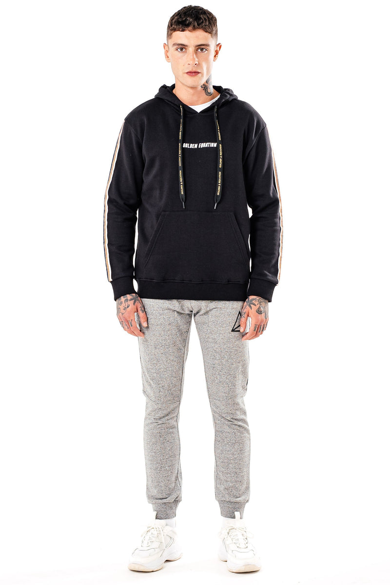 Golden Equation Oxford Men's Hoodie - Black from Golden Equation