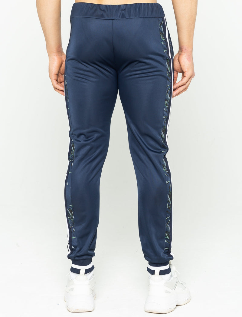 Golden Equation Pell Stripe Men's Joggers - Navy from Golden Equation