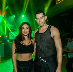 Raymond Gutierrez and Solenn Heussaff Take Fitness To The Next Level With The Perfect Fitness Partner