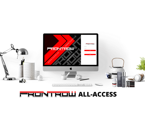 Frontrow All-Access Website