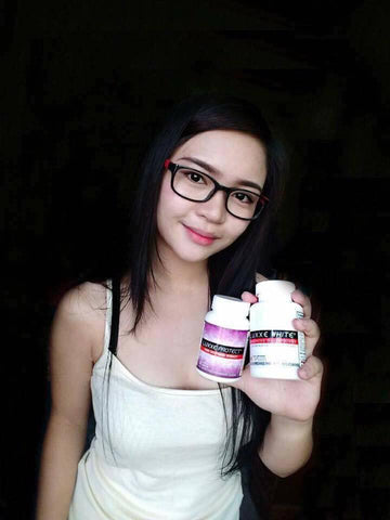 Luxxe Renew Food Supplement User