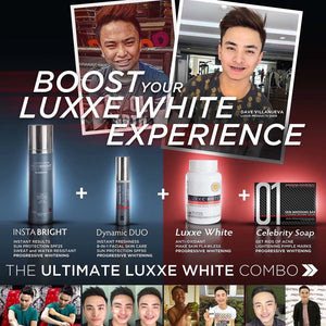 The Ultimate Luxxe White Combo