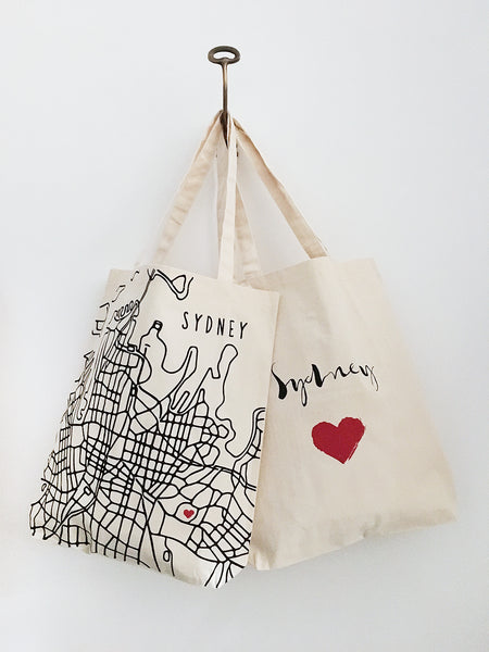 Sydney Tote Bags!