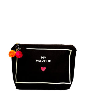 My Makeup Case Black - bag-all-australia