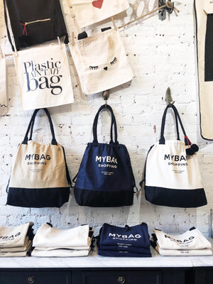 World Traveler Tote Navy