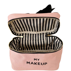 Make up Box Pink - Bag-all Australia