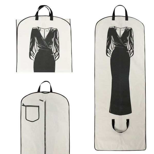 Long Dress Garment Bag - Bag-all Australia