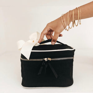 Blank Box Black Small - bag-all-australia