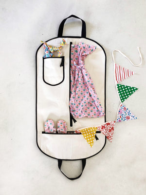 Kids Garment Bag Girl - bag-all-australia