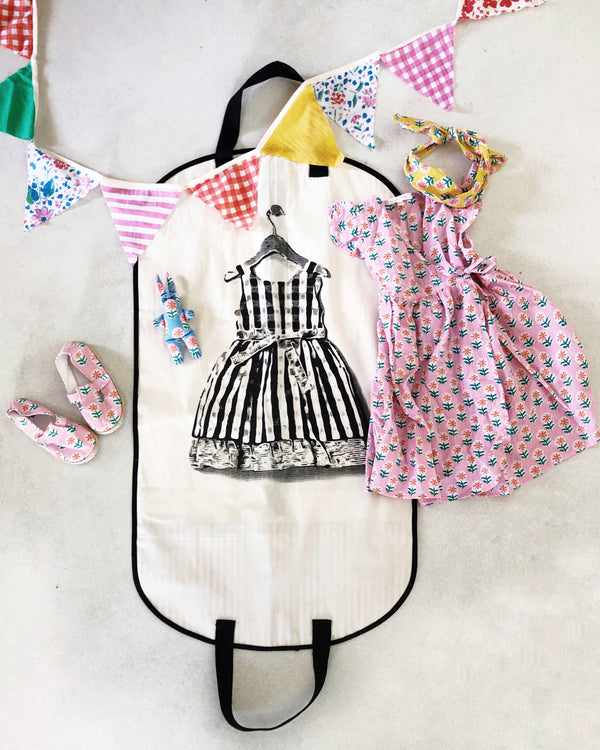 Kids Garment Bag Girl - Bag-all Australia