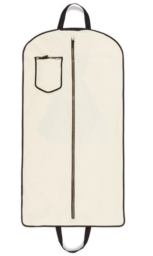 LBD Garment Bag - Zipper and Pocket on the Back