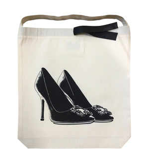 Fancy Pump Shoe Bag - bag-all-australia