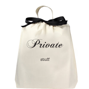 Private Stuff Large - Charming Organizing Bag