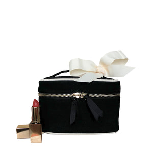 Blank Beauty Box Mini Black