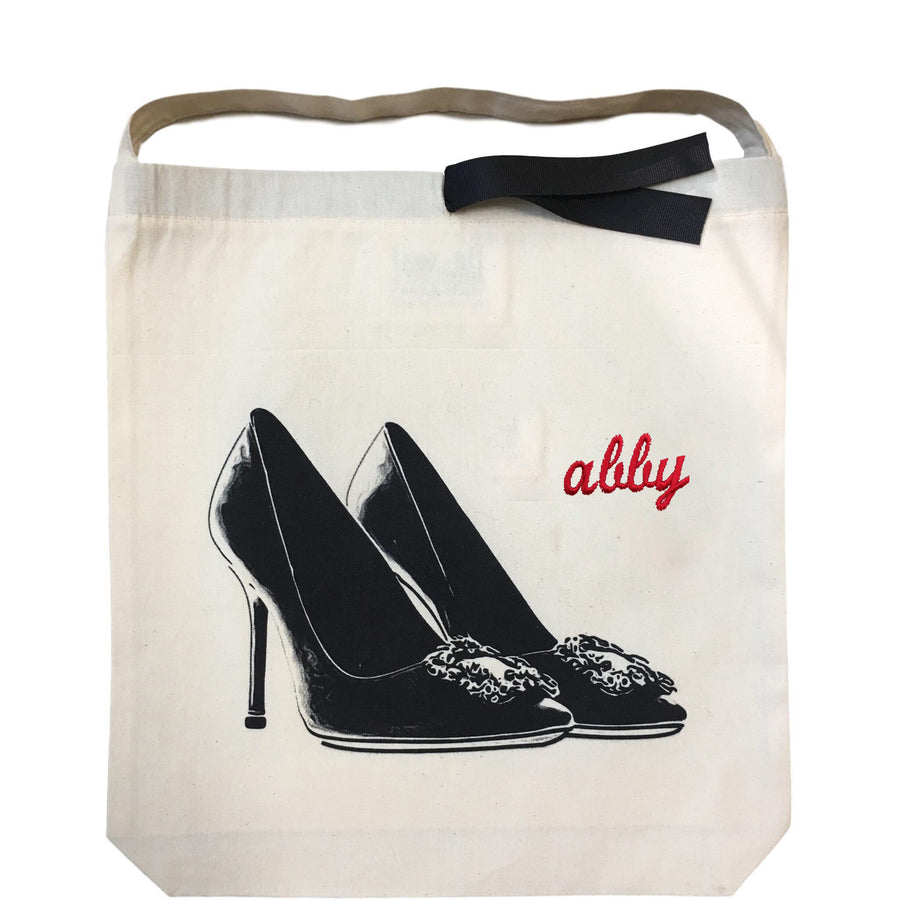 Fancy Pump Shoe Bag - Bag-all Australia