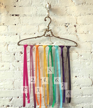 Change Ribbon - Choose Your Favorite Color