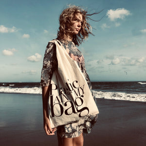 Plastic Ain't My Bag Tote Bag - bag-all-australia