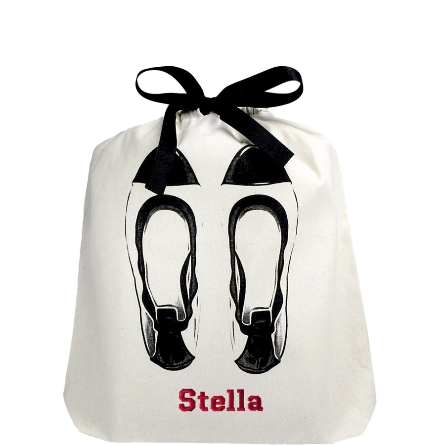 Ballet Flats Shoe Bag - bag-all-australia