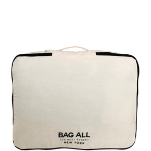 Double Sided Packing Cubes White - bag-all-australia