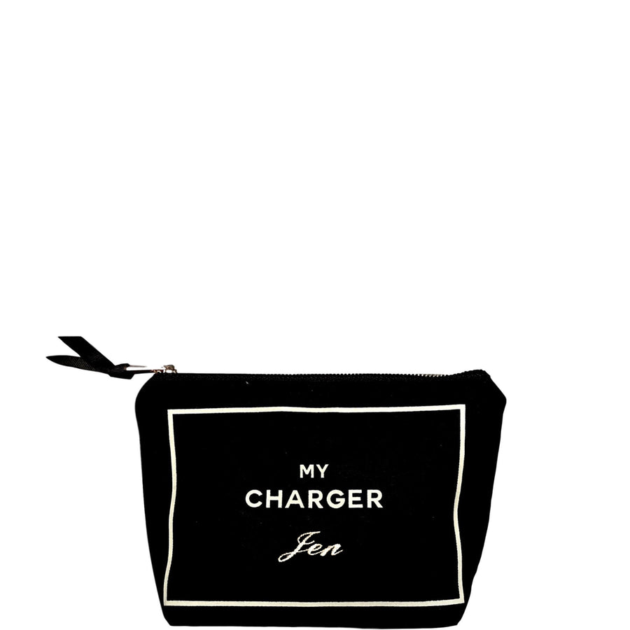 Charger Case Black - Bag-all Australia