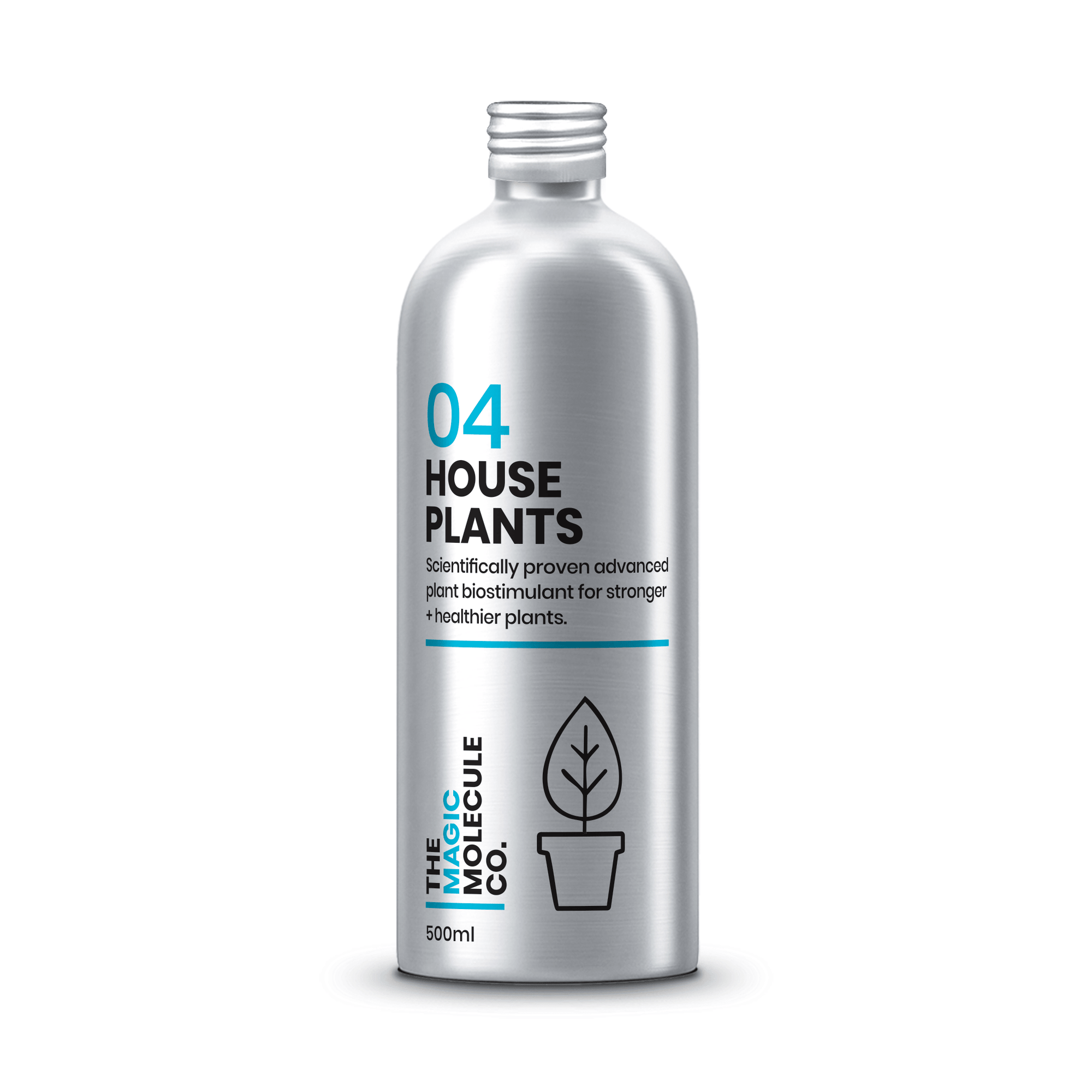 04 Houseplants Biostimulant - 500ml