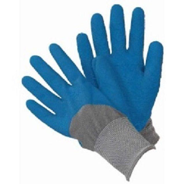 Briers All Seasons Gardening Gloves, latex coated, size large - Gardening Requisites