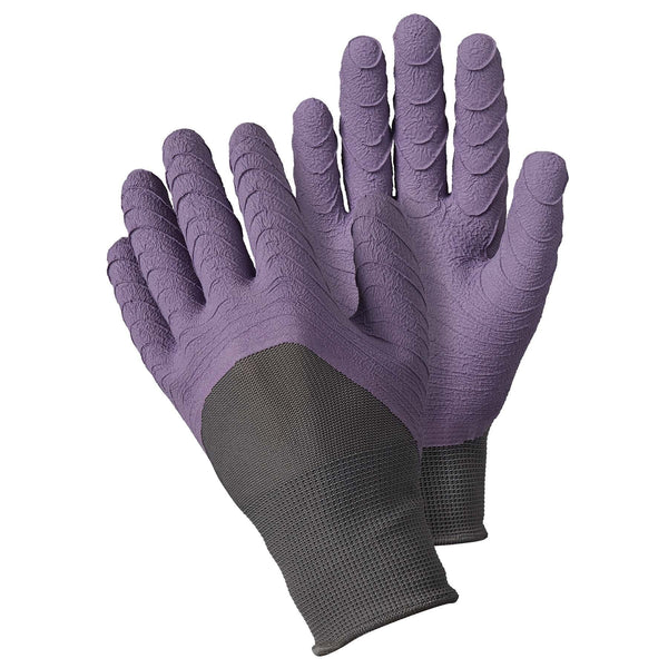 Briers All Seasons Gardener Gloves, small size, lavender colour - Gardening Requisites