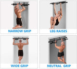 OSS - Upgraded Chin Up Bar Gym Sports Door Heavy Duty Pull Up Trainer Home Gym