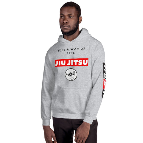 Oss Combat Sports - Hooded Sweatshirt - Just A Way Of Life