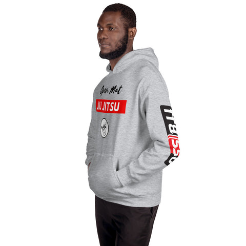 Oss Combat Sports - Hooded Sweatshirt - Open Mat
