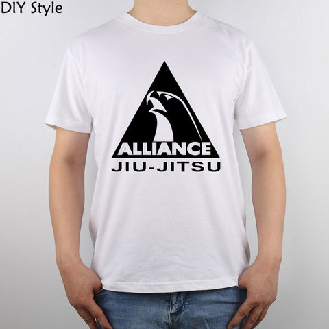 Brazilian Jiu Jitsu Alliance T Shirt - OSS Sports